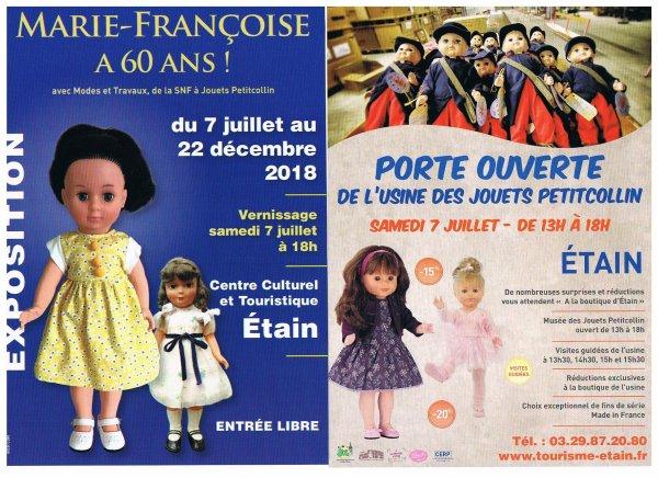 Les 60 ans de Marie-Françoise