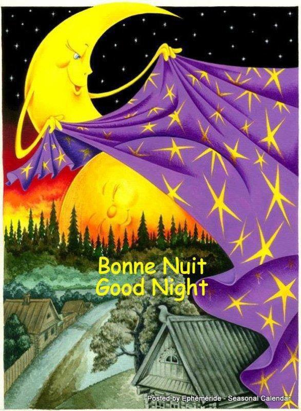 Bonne nuit de Marion