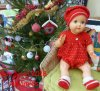 Mon joli Nano vous souhaite un bon Noël les amies