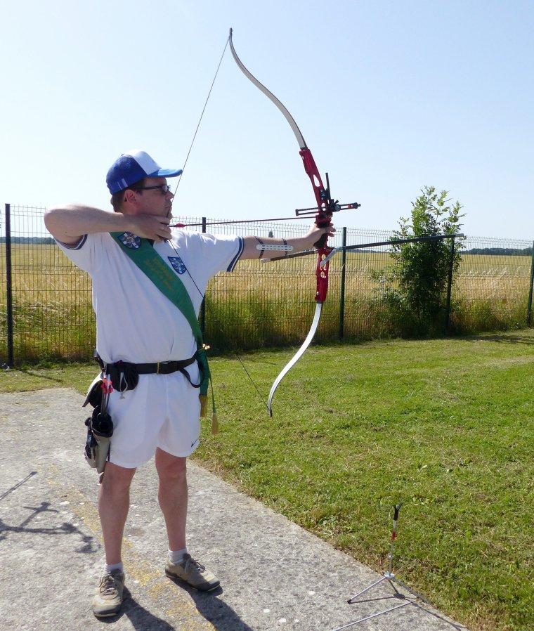 Tir du Roy chez les archers