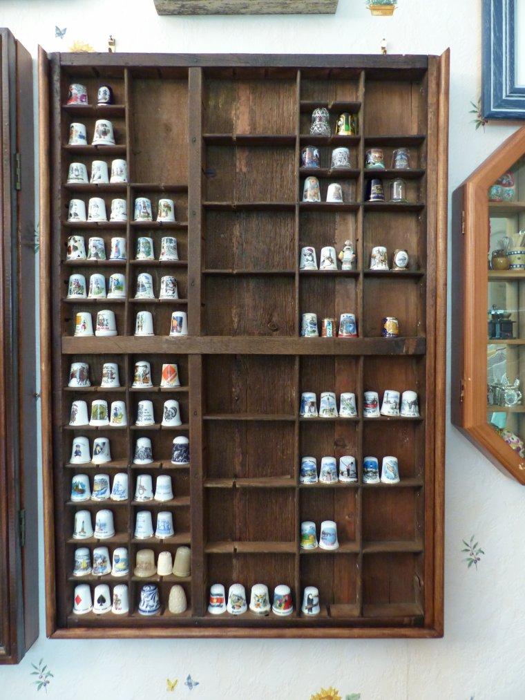Digitabuphilie : mes dés de collection