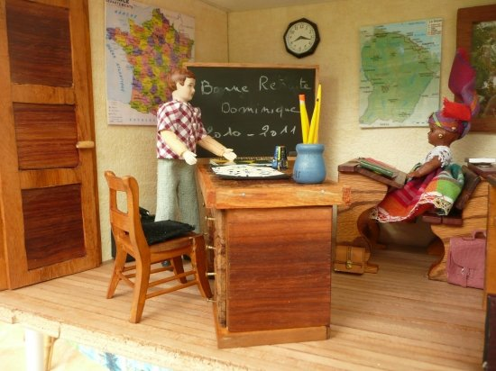 Rentrée des classes en Guyane