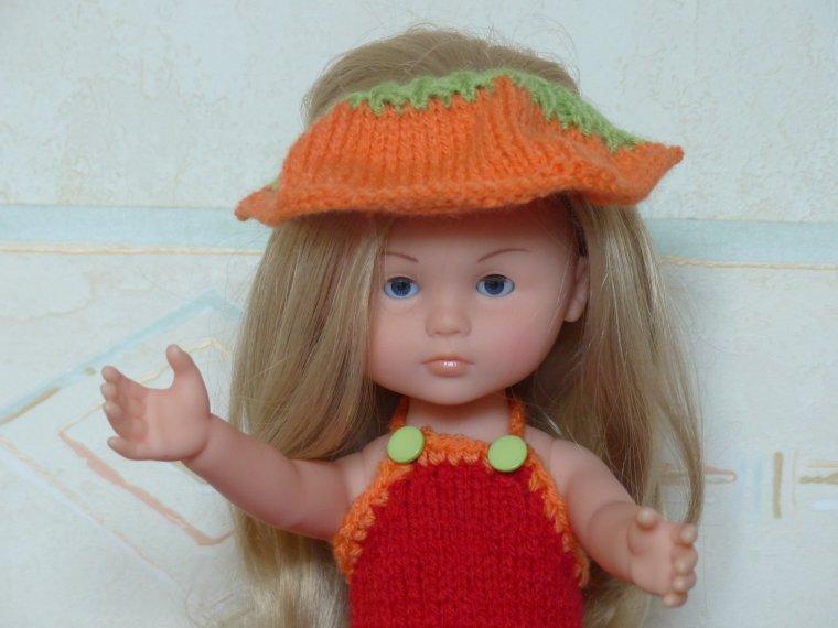 Dernière petite robe d'été pour Carolle