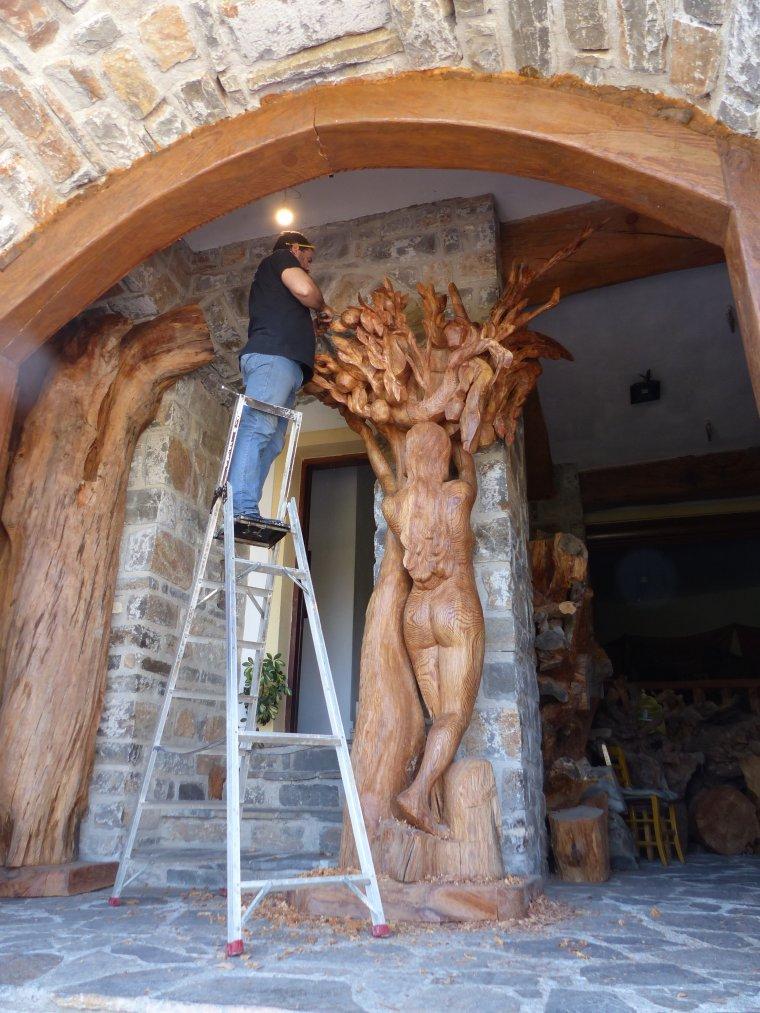 Crète : La vie des villages de montagne