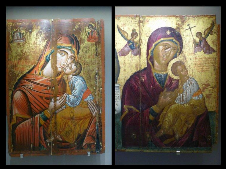 Crète : Monastère d'Arkadi