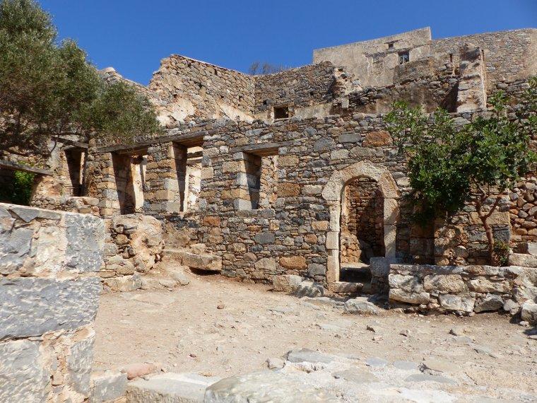 Crète : Ile de Spinalonga