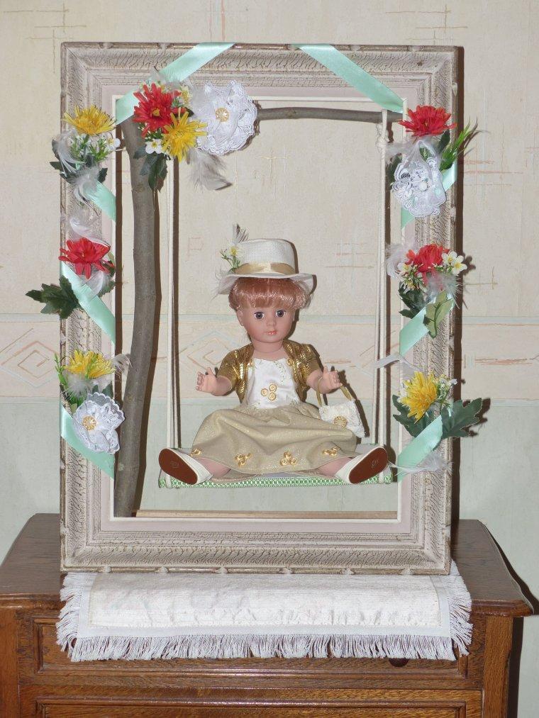 Ce we s'est déroulé le festival de la poupée à Etain