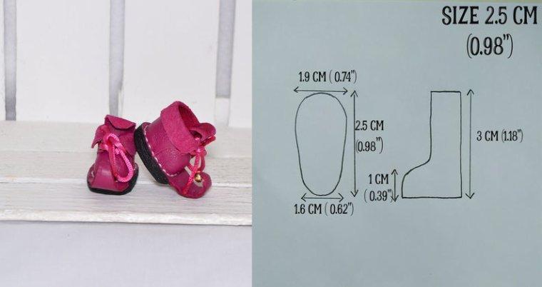 Très jolies chaussures de caractère trouvées sur le net.