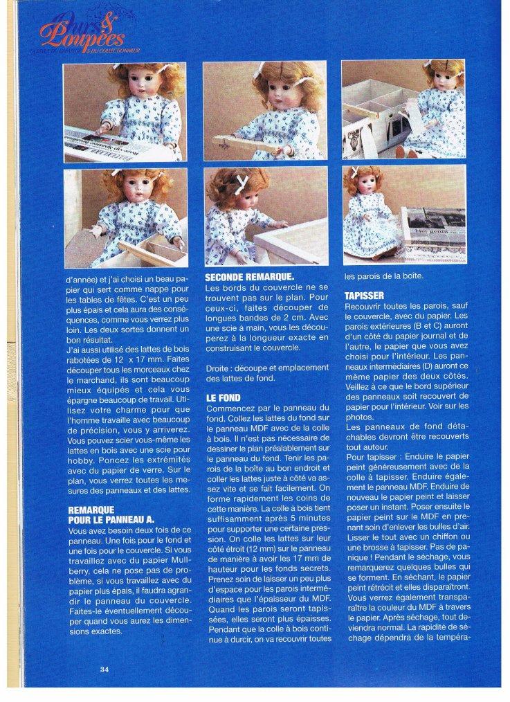 Histoire des poupées SFBJ : 2