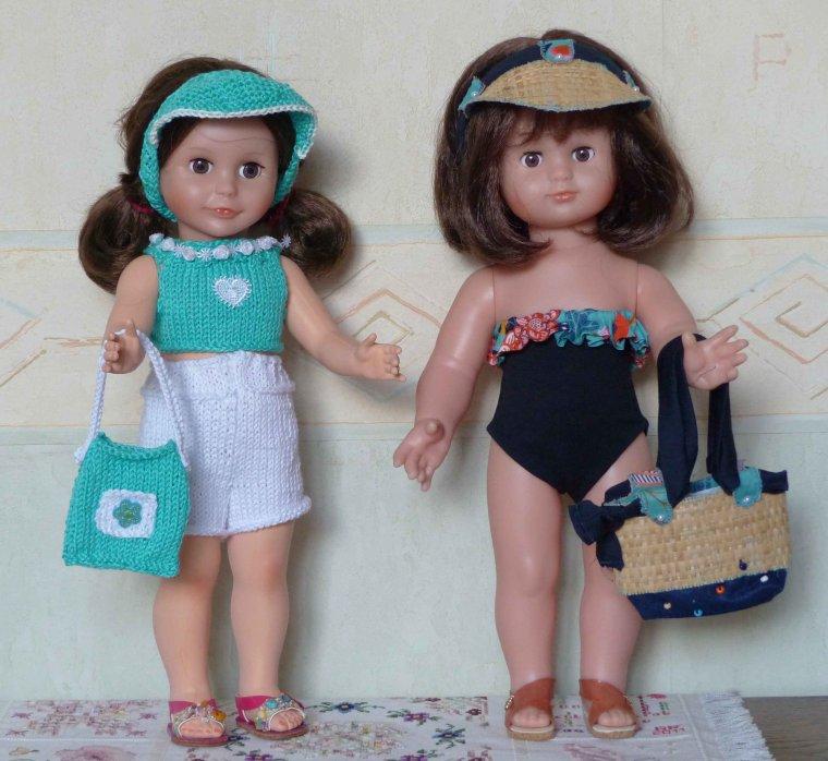 Louise et Emilie se retrouvent pour l'été.