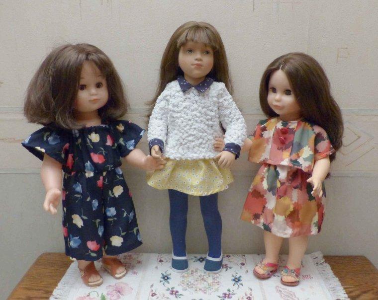 Sarah : poupée Petitcollin