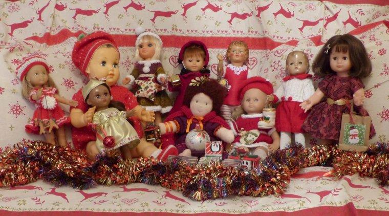 Elles sont prêtes pour Noël