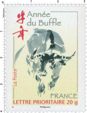 Nouvel an chinois : Année du Buffle de Métal