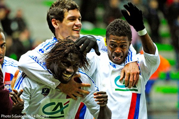 Les photos de la victoire :)