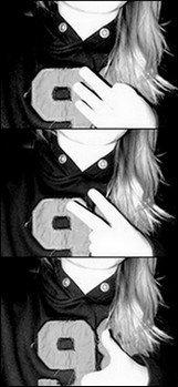 """«Quand un coeur est trop abîmé, Il est difficile de le réparer... Quand un coeur s'est trop souvent brisé, Il devient difficile d'aimer... """"  ( ... )"""