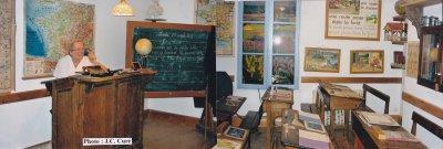 """Jouy - sous - les côtes ( 55 ) :  Le  musée de la """" Belle Epoque """" ."""