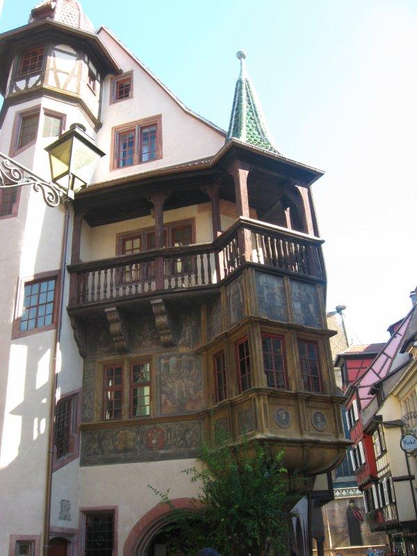 Escapade en Alsace ( août 2015 ) :
