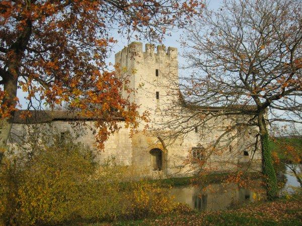 Le château de Gombervaux ( Meuse )