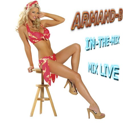 ARMAND-B en mix live sur IN-THE-MIX-PROD