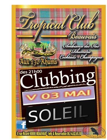 Soirées clubbing au Kay de 21h à 1h du mat au platine ARMAND-B