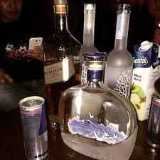 GREY GOOSE JACK ERISTOFF PLUS DE 700euro d'alcool