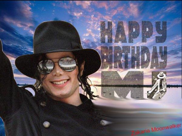 Michael Jackson - Happy 52 Birthday