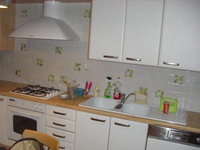 Cuisine quip e 13m four plaque de cuisson gaz lave - Combine four lave vaisselle plaque de cuisson ...