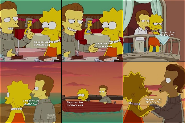 . 29.07.2012 : Lisa à passé sa journée avec un garçon,encore inconnu qui est son boyfriend. Elle ne sortait pas avec Nelson !.