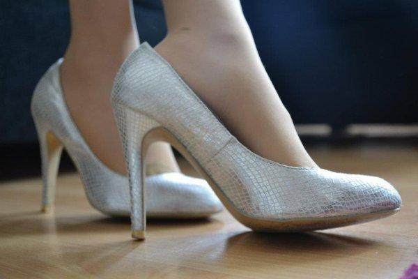 Eh oui j'aime les chaussures et spécialement les escarpins !