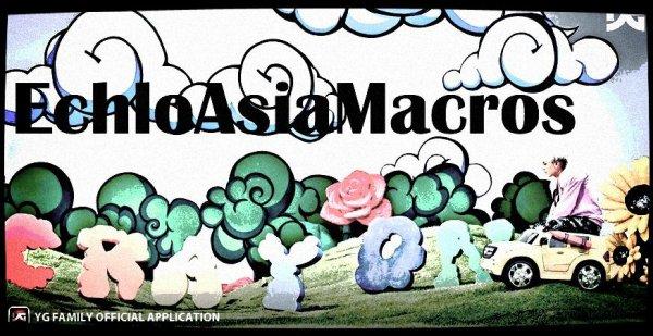 Bienvenue sur EchloAsiaMacros