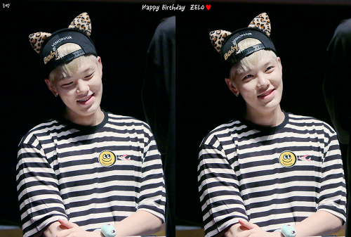 """{Fact} Zelo """"Happy Birthday"""""""