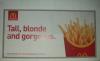On dirait une frite