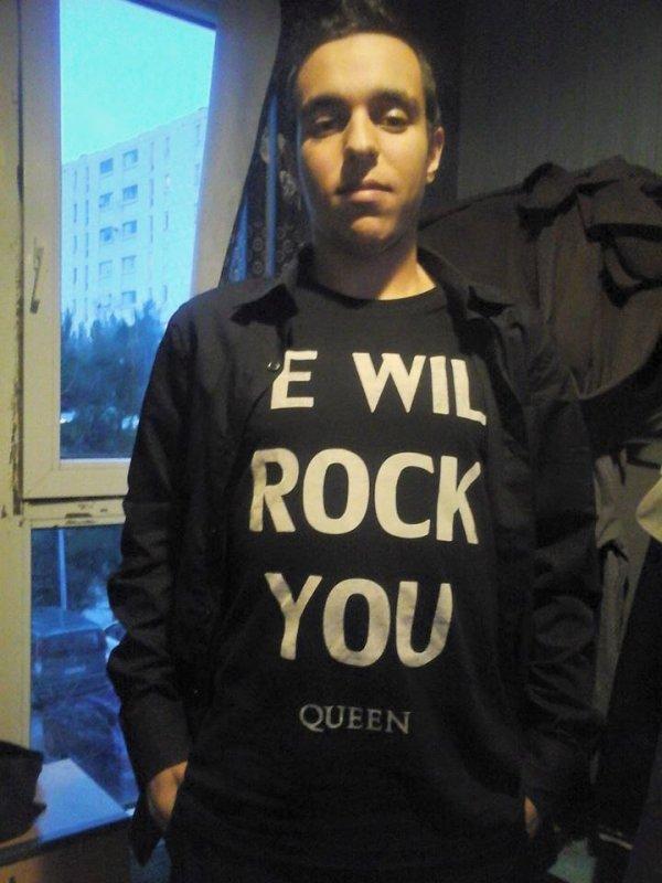 fan de rock