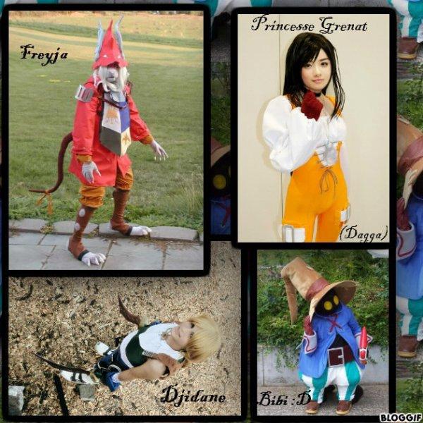Final Fantasy 9 ... (Mon préféré :3 )