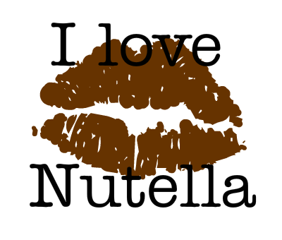 I Love Nutella ...