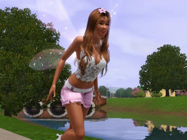 Ma simette : Laura (By Nini-legacy) ...