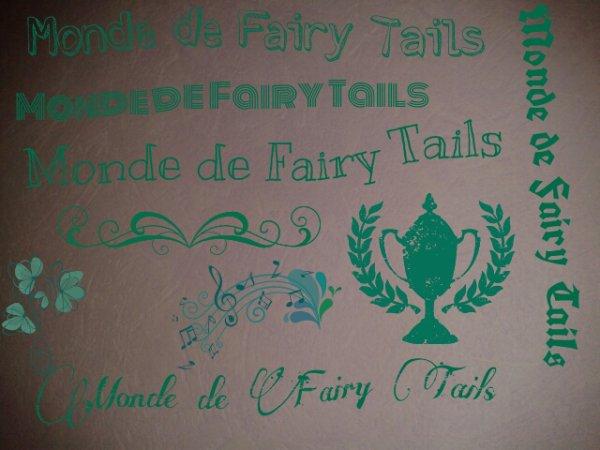 Partie 7 : Monde de Fairy Tail