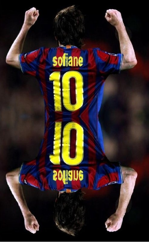 MESSI TOUJOURS A 100%