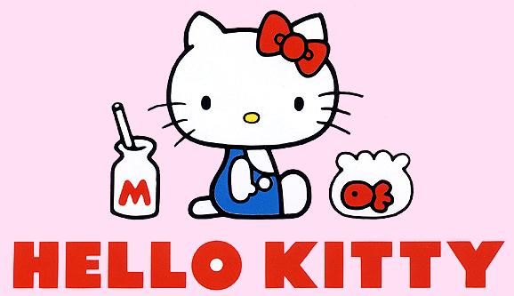 Présentation d'Hello Kitty !