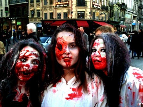 Zombie Walk 2012..♥