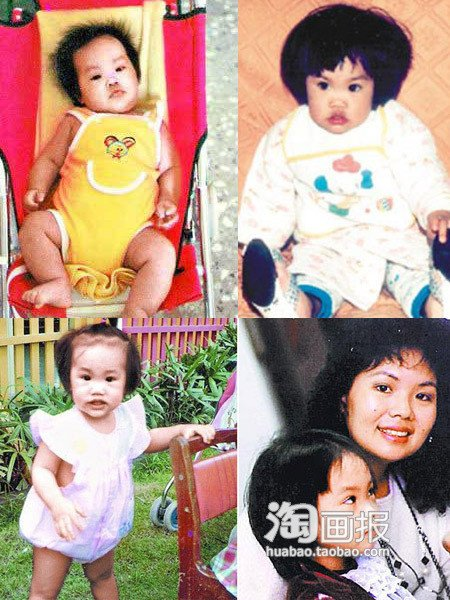 8 images d'acteurs : enfants