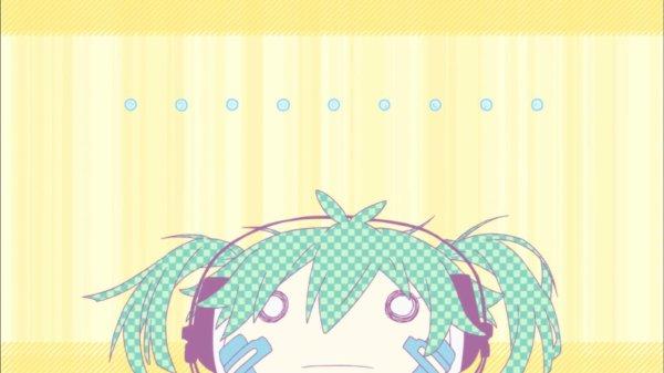 Et si les personnages de mekaku city actors annonçaient qu'ils était enceinte? Partie 2