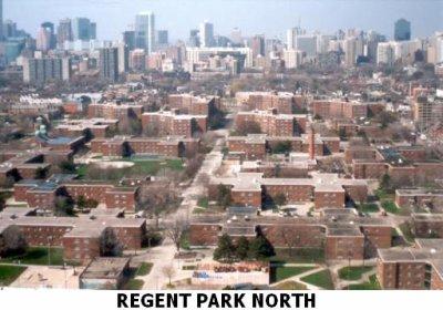 Regents Park-Toronto-Canada