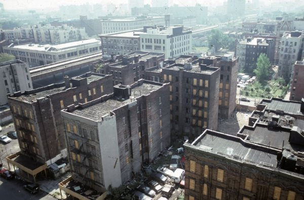 South Bronx-New York