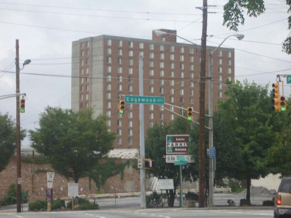 Edgewood-Atlanta-Géorgie