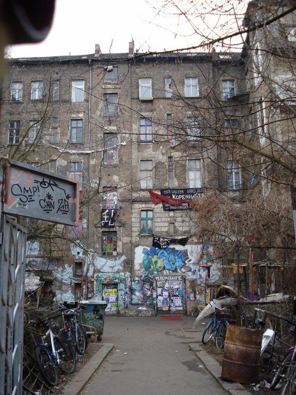 Berlin Est-Allemagne-Europe
