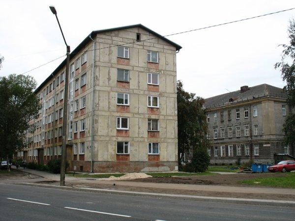 Tallin Kopli-Estonie-Europe