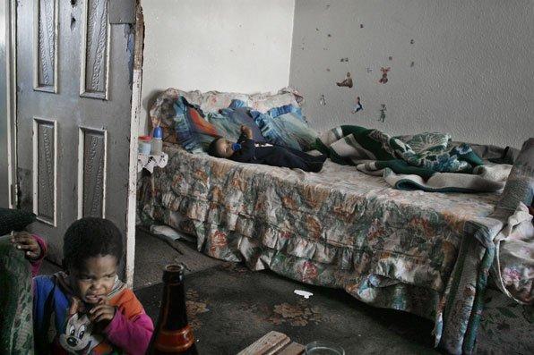 Johanesburg-Afrique Du Sud-Afrique