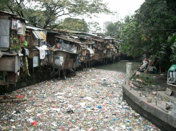 Tondo Manilla-Philippines-Asie