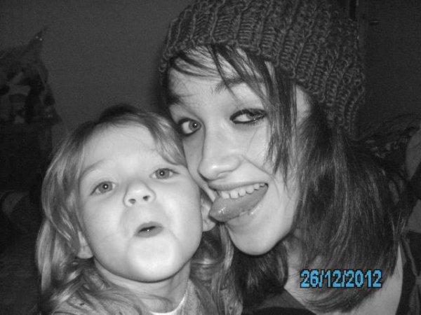 Bonne Anniversaire Ma Tite soeur !! :D (l)